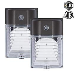 LED Wall Pack Light, JMKMGL 26W,with Photocell Dusk to Dawn,