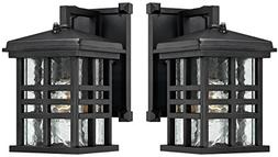 Westinghouse 6204500 Caliste 1 Light Outdoor Wall Lantern wi